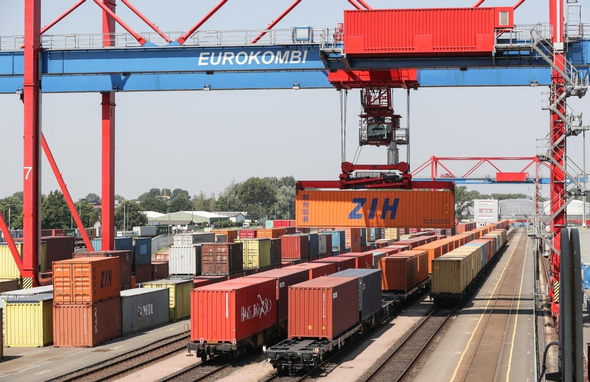 The Port of Hamburg foresees great prospects for cooperation with China