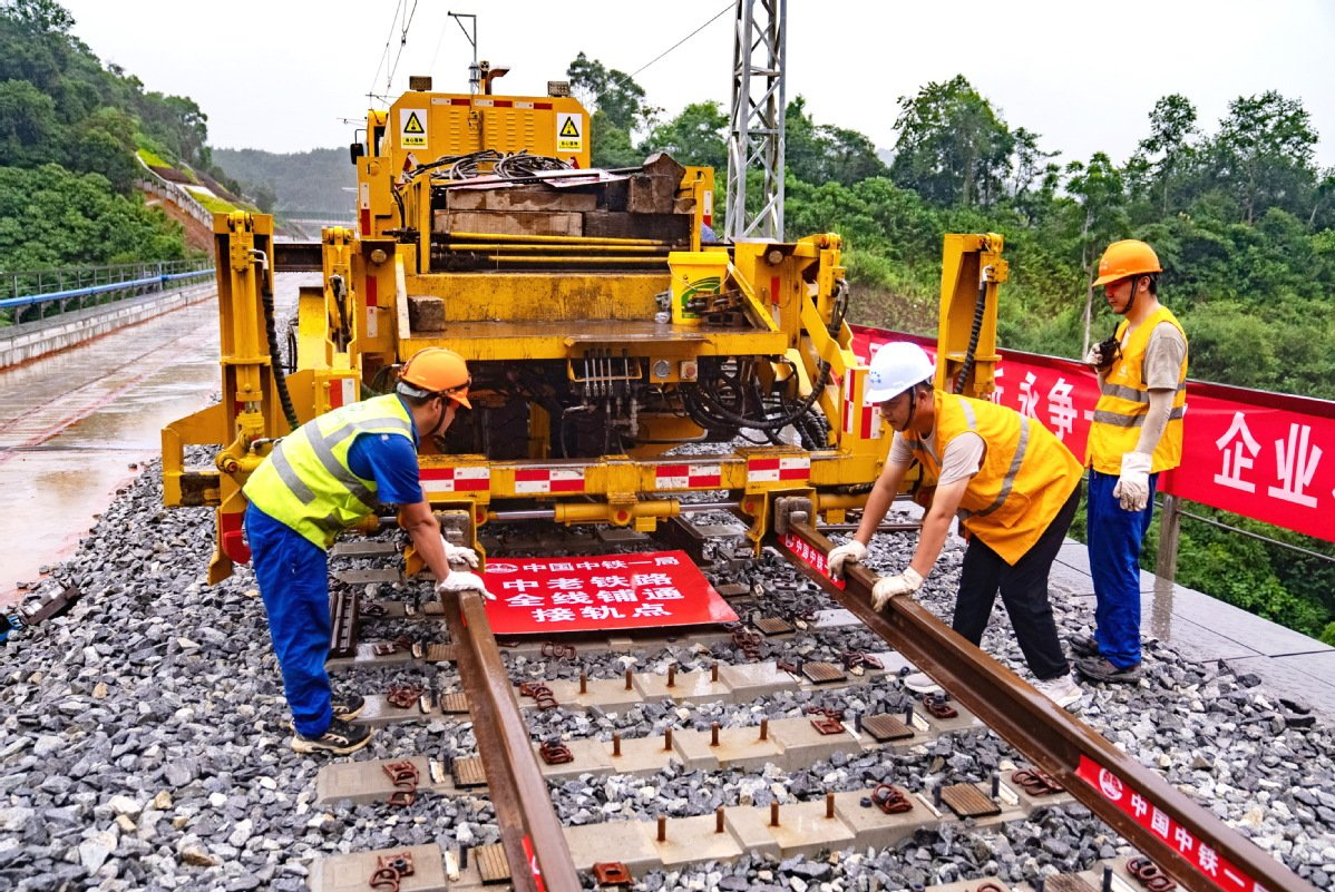 China-Laos railway set to boost commercial relations with ASEAN