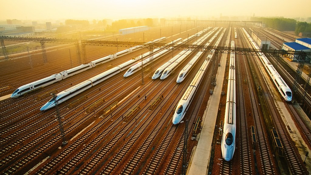 China Railway to accelerate expansion in global markets